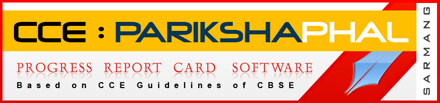 CCE Parikshaphal How it Evolved in the journey of 5 years